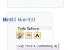 Office 2010 Word Paste Preview - Keep Source Formatting