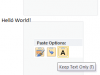Office 2010 Word Paste Preview - Keep Text Only